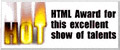 Mikko Aarnio's Hot HTML Award