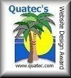 Quatec's Website Design Award